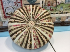 Eight Fabric Tuffet (3)