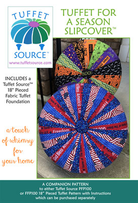 Tuffet for a Season Slipcover